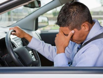 Conducir Bajo Estrés. ¿Qué Efectos Produce?