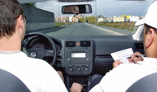¿Cómo prepararse para el examen de conducir?